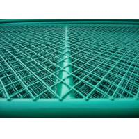 Wholesale 2mm Thickness Expanded Wire Mesh , Highway Fencing Expanding Mesh Sheets from china suppliers