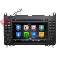 Wholesale B200 Mercedes Benz Car DVD Player 2 Din Touch Screen Car Stereo With Wince System from china suppliers
