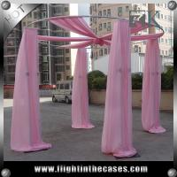 Wholesale Wedding Backdrop velvet drapes curtains backdrop pipe and drape for wedding from china suppliers