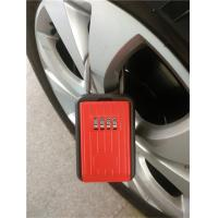 Quality Portable 4 Digit Combination Vehicle Key Lock Box 185*85*42.5 Mm for sale