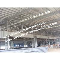 Wholesale Fabricated Structural Steel Pre-engineered Building Workshop Construction from china suppliers