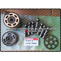 Wholesale High Self Priming Capability Excavator Hydraulic Pump Parts Set Plate Piston Cylinder block  Komatsu PC200-5 / HPV90 from china suppliers
