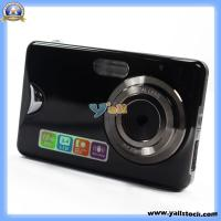 Wholesale DC510 Advanced 2.4′′8x Digital Zoom Digital Camera Black (E01861) from china suppliers