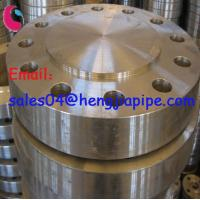 Wholesale ANSI B16.47 SERIES A & B blind flange from china suppliers
