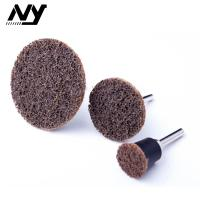 """Wholesale Brown Metal Sanding Disc  3"""" 75mm Tensile Resistance Weld Splatter Removing from china suppliers"""