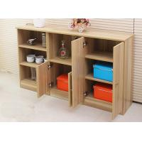 Wholesale Living Room Modern Side Table With Storage / Kitchen Wood Cabinets Cupboard from china suppliers