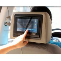 "Wholesale 7"" Taxi advertising screen mount to the headrest from china suppliers"
