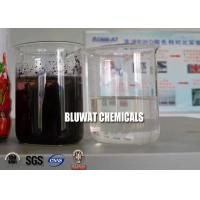 Wholesale High - Efficiency Color Removal Chemical , Dyeing Waste Water Treatment Chemicals from china suppliers