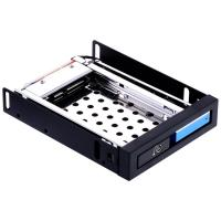 China Unestech 2.5 hard drive case SATA aluminum floppy drive hdd caddy barcket internal box 2TB hard disk rack 2.5in mobile r on sale