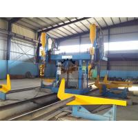 Wholesale Gantry H Beam Welding Line Stable Running With Auto - Recovering System from china suppliers