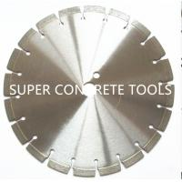 Buy cheap Cured Concrete Bricks Wet Use Diamond Saw Blades for Floor And Road Cutting from wholesalers