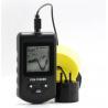 Buy cheap Fishfinder Sonar Fish Finder fish detector locator Max Scan Depth 73m from wholesalers