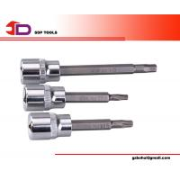 Wholesale Security 3pcs Socket Tool Bit for Furniture, Toys and Other Industries from china suppliers