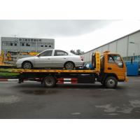 Wholesale Flatbed Wrecker Tow Truck from china suppliers