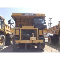 Wholesale 2010 CAT  dump truck for sale 5000 hours made in USA capacity 30T Caterpiller dumper truck from china suppliers