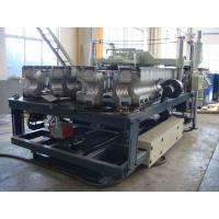 Quality DWC 200-500mm UPVC Double Wall Corrugated Pipe Extrusion Line- Corrugated Pipe Extrusion Line for sale