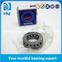 Wholesale Steel Cage 51101 Thrust Ball Bearing , High Speed Thrust Bearing For Geely from china suppliers