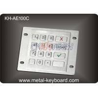 Wholesale Industrial Explosion Proof 16 Keys weatherproof keypad USB or PS2 interface from china suppliers
