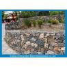 Buy cheap Hexagonal / Square Hole Shape Gabion Wire Mesh / Gabion Reno Mattress from wholesalers