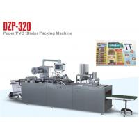 Wholesale Shaver Paper Plastic Tablet Blister Packing Machine / Blistering Machine from china suppliers