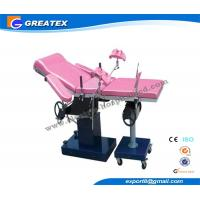 Wholesale Stainless steel Electric labor and delivery beds equipment with sponge from china suppliers