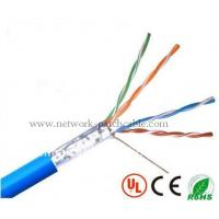Wholesale CCA Lan Cable Telecommunication Network FTP Ethernet Cable 0.5mm PVC from china suppliers