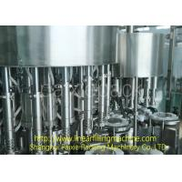 Wholesale Multifunction Plastic Bottles / Glass Bottles Filling Machine PLC Control from china suppliers