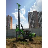 Wholesale Building Construction Hydraulic Piling Rig Machine / Piling Driving Equipment from china suppliers