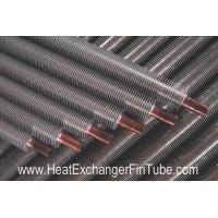 Wholesale B111 Cooper & Copper-Alloy Tubes , Solid Extruded Bimetallic Condenser Fin Stock from china suppliers