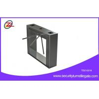 Wholesale Semi - Automatic Security Optical Tripod Turnstile Gate / Access Turnstiles from china suppliers