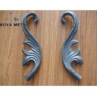 Quality Decorative Forged Iron Panel for Home Decor and Fence for sale