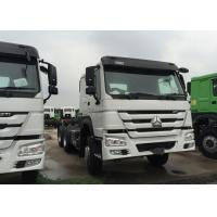 Wholesale Low Fuel Consumption SINOTRUK HOWO Tractor Trailer Truck 290HP Single Bed from china suppliers