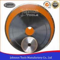 Wholesale Fast Cutting 100-350mm Diamond Ceramic Tile Saw Blades With J Slot from china suppliers