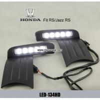 Wholesale HONDA Fit RS JAZZ RS 2011 2012 DRL LED Daytime Running Lights car part from china suppliers
