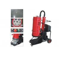 Wholesale Red 220V intelligent Fine Dust Extractor concrete dust Units with 5m horse from china suppliers