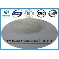Wholesale Bodybuilding Testosterone Anabolic Steroid 17A-Methyl-1-Testosterone CAS 58-18-4 from china suppliers