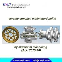 Wholesale Aluminum Machining Mini Motorcycle wheels & Hubs (cerchio completi minimotard polini) from china suppliers
