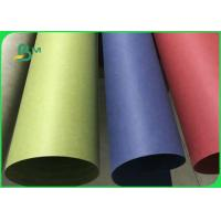 Wholesale Biodegradable & Waterproof Multicoloured Washable Kraft Paper Roll For Handbags from china suppliers