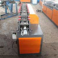 Wholesale Galvanized Steel Guiding Column Shutter Door Roll Forming Machine from china suppliers