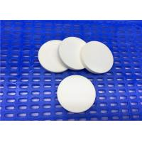 Wholesale 95% 99% Alumina Al2O3 Ceramic Disc / Cylinder Alumina Ceramic Wafer from china suppliers