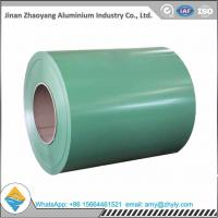 Wholesale 3003 0.5mm 0.8mm Color Coated Aluminium Sheet Coil For Sandwich Panel ASTM Standard from china suppliers