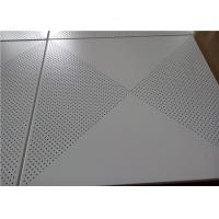 Wholesale Artistic Design Aluminium Acoustic Baffles Ceiling Square Edge \ Bevel Edge from china suppliers