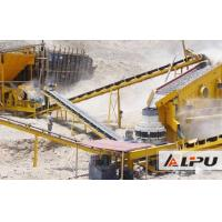 Wholesale High Efficiency 500TPH Stone Cone Crushing Plant for Making Aggregate from china suppliers