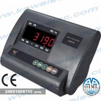 Wholesale XK3190-A12E Weighing Indicator,Platform scale inidcator from china suppliers