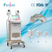 Wholesale 2 handles cryolipolysis vacuum machine love handles removal freeze liposuction machine from china suppliers