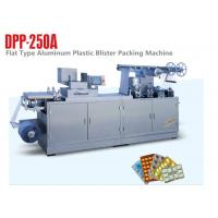 Wholesale Servo Motor Alu Plastic Automatic Blister Packing Machine Tablet Blister Machine from china suppliers