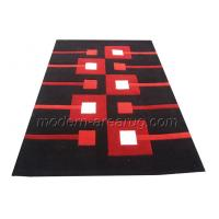 Wholesale Acrylic Hand-tufted Area Rugs, Red, Black, Brown, Beige Patterned Modern Area Rug from china suppliers