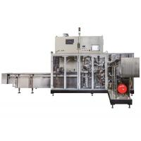 Wholesale 60 bags per minute packing speed sanitary napkin pre-made bag packing machine from china suppliers