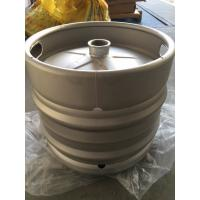 Buy cheap 30L Europe beer keg stackable,made of stainless steel 304 from wholesalers