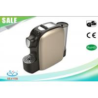 Wholesale Home Used Elegant Appearance Brown Coffee Machines For Pod And Capsule from china suppliers